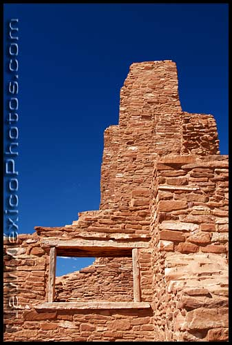 photo of abo mission ruins