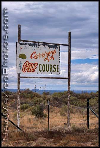 carrizozo golf course