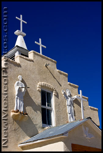church in san luis, nm