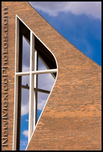the upward slope of st paul lutheran church